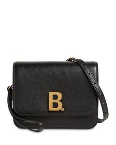 Bdot Leather Shoulder Bag