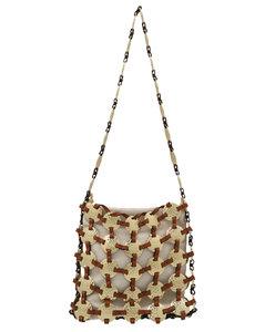 Hourglass mini chain wallet