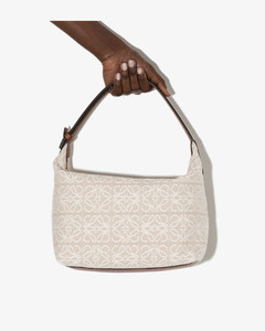 Neutral Cubi Anagram Shoulder Bag