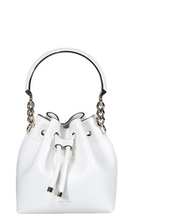 Metropolis bag in grained leather