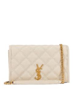 Chain Wallet Bag in Neutral
