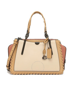 Women's Margaux Medium Satchel - Deep Cherry