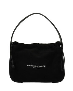 Falabella Raffia Mini Shoulder Bag