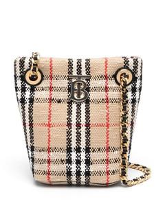 Women's Logo Shoulder Bag - Black