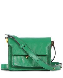 Mini Trunk Soft Leather Shoulder Bag