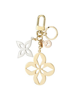Malletage Blossom Bag Charm & Key Holder