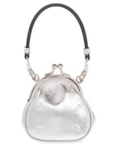 Antigona XS monogrammed leather cross-body bag