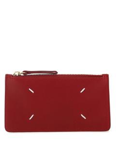 Logoed canvas Pocket bag