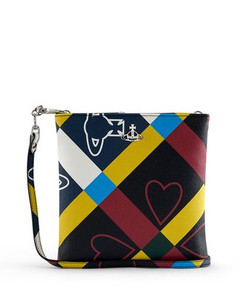 Women's Coated Canvas Signature Tabby Shoulder Bag 26 - Tan Ivory