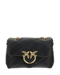 Baguette Bag Pita In Yellow Leather
