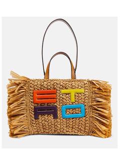 Roman Stud bag in nappa leather