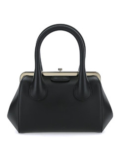 Chloèblack bag with handles