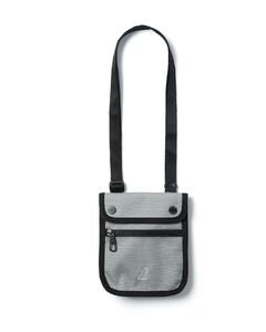 Contrast flap crossbody bag