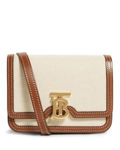 Small Canvas TB Bag