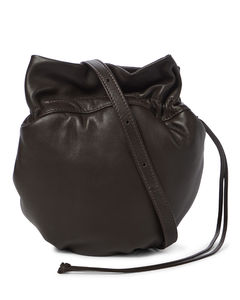 Glove Purse S号皮革单肩包