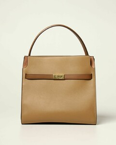 Double Lee Radziwill leather bag
