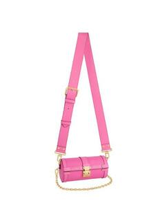 Hortensia leather bag