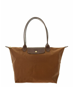 Leopard-print recycled-fibre bucket bag