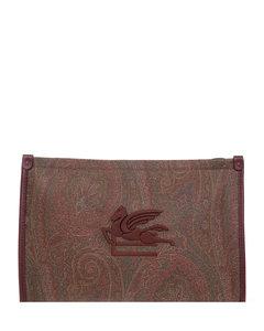 Women's Dukes Place Cross Body Bag - Red Pepper