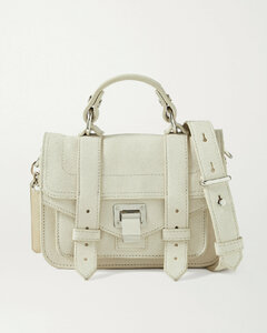 Ps1 Micro Leather Shoulder Bag