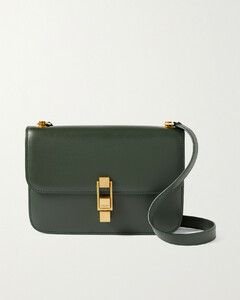 Le CarréLeather Shoulder Bag