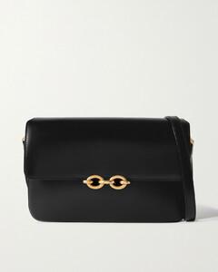 Le Maillon Leather Shoulder Bag