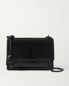 Sunset Medium Leather Shoulder Bag