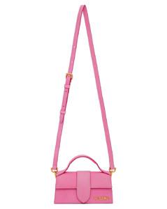 粉色Le Bambino手提包