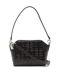 Antigona 4G XS leather cross-body bag