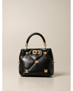 Roman Stud bag in nappa leather