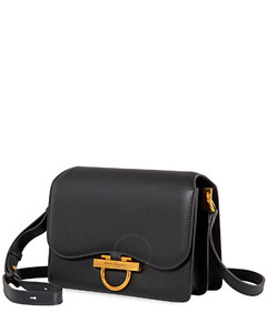 Ferragamo Joanne Shoulder bag black 21H321 718474