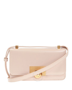 Beige The Mini Classic Bag