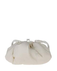 Ladies Top Clasp Crossbody Purse Bag