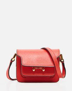 Saffiano calfskin TRUNK bag