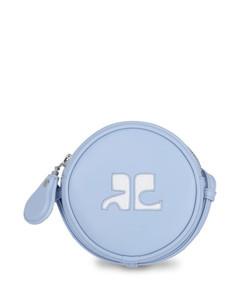 WOMEN'S BS23A11E2135 BEIGE OTHER MATERIALS SHOULDER BAG