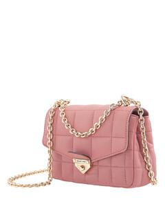 Crystal-Embellished Clutch Bag