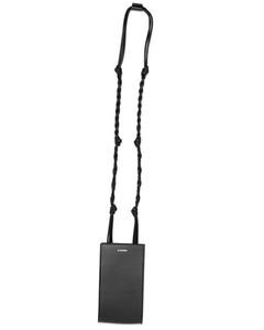 Caramel nappa leather Balloon bucket bag
