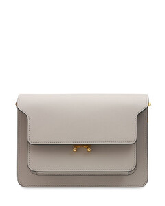 Medium Leather Trunk Bag