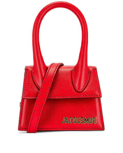 Le Chiquito Bag in Red