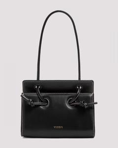Mini Taco Leather Bag