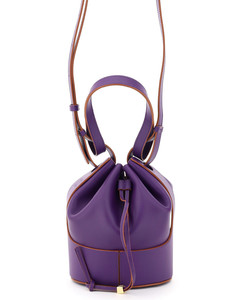 BALLOON SMALL BUCKET BAG