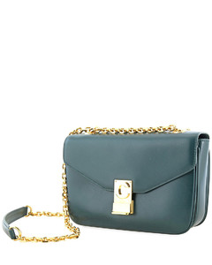 Dark Green Medium C Shoulder Bag 187253BFB.31AN