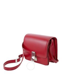 Medium Classic Bag- Red