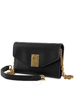 Ladies Iphone X and XS Clutch Bag in Black