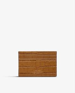 Mini Intrecciato Pouch Bag In Black