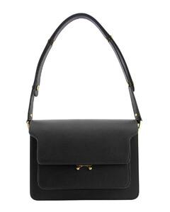 TRUNK Bag In Saffiano Calf