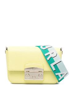 Icon Stripe make-up bag