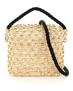 - Leather Cross Body Bag - Red