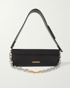 Le Ciuciu Leather Shoulder Bag