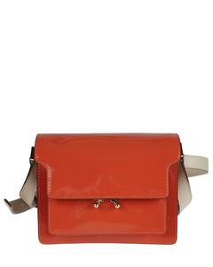 Snap-lock Shoulder Bag